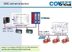 EMC ochrann� bari�ra