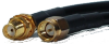 Low loss antenna cable, 10m, SMA-M / SMA-F