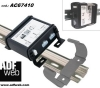 Accessory Automotive Devices - Support for rail DIN
