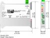 BACnet IP Master/ Modbus TCP Slave - Converter