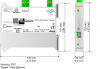 BACnet MSTP Master/ J1939 - Converter