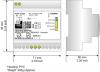 Bacnet MSTP Slave / Modbus TCP Master - Converter