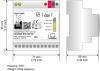 BACnet MSTP Master / KNX - Converter