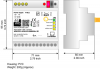 M-Bus Wireless / KNX - Converter