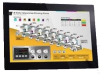 Industrial Touchscreen Monitor cMT-iM21, 21,5