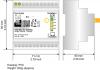 M-Bus Wireless / Modbus TCP Slave - Converter
