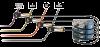 EMC-INspektor Measuring and diagnostic clamp