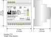 M-Bus / RS232 - Converter