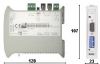 CAN/Optic Fibres - Repeater - Extender bus line