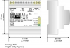 Ethernet / Multi-Mode Optic Fiber - Converter