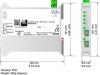 IEC 61850 Server / SNMP Agent - Converter