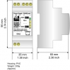 DALI / BACnet MSTP Master - Converter