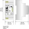DALI / Modbus TCP Master - Converter