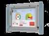 Touchscreen HMI with Rear-Mount design