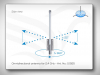Omnidirectional Antenna 2,4 GHz  (všesmerová)