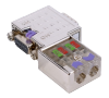 EasyConn PB PROFIBUS connector diag - 90°