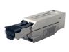 PROFINET connector RJ45 90° Indu-Sol