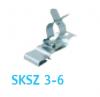 EMClip® Shield terminal SKSZ (3,0 - 6,0)